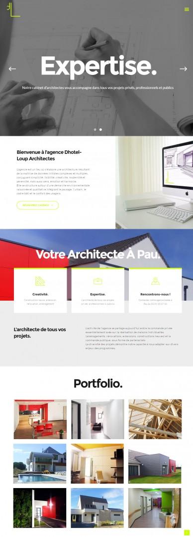 Dhotel Loup Architectes
